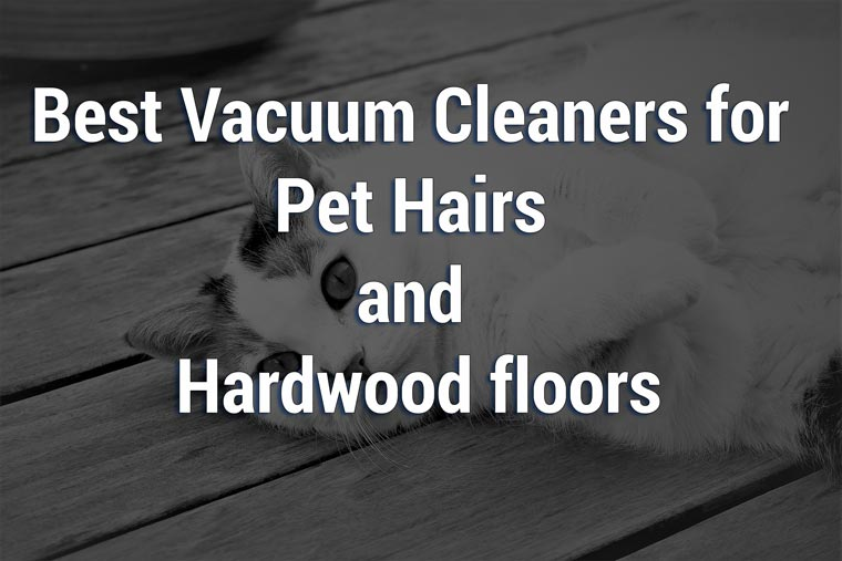 best vacuums for pet hairs and hardwood floors