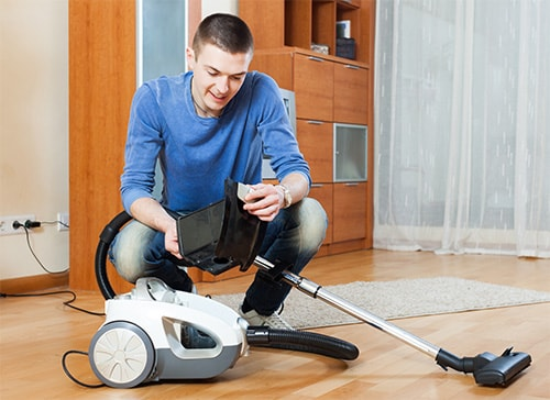 best canister vacuum for hardwood floors