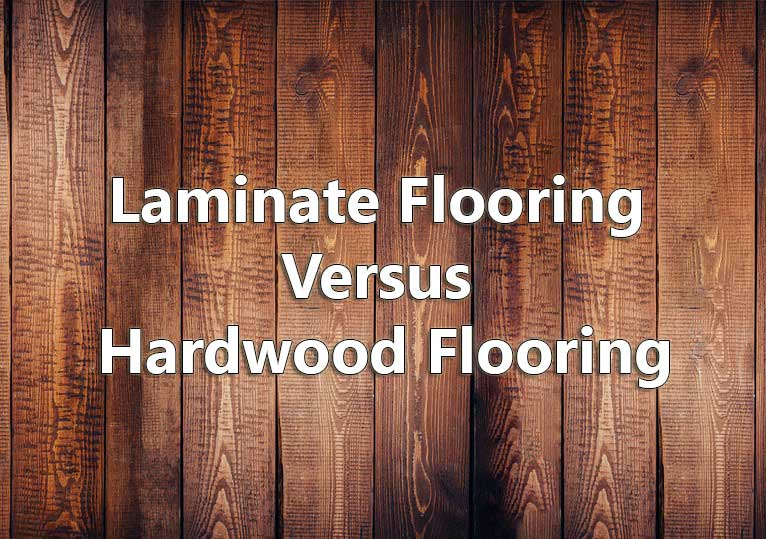 laminate versus hardwood flooring